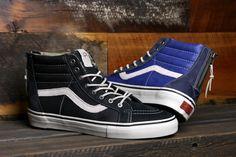 promo code 7230b 34a06 Vans Vault Sk8-Hi Zip LX
