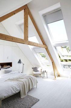 Afbeeldingsresultaat voor overloop slaapkamer hout