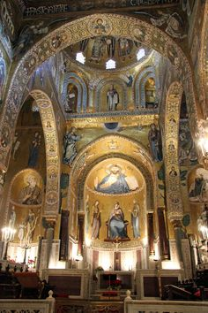 Más tamaños | Palermo - Capella Palatina | Flickr: ¡Intercambio de fotos!