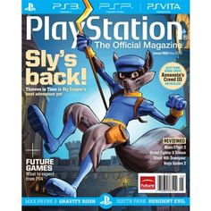 PlayStation: The Official Magazine (May 2012).