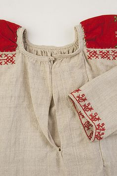 FolkCostume: Costumes and Embroidery of Ingria, part 1