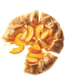 Galettes are the free-form sister to pie, which means little technique is needed to create galette perfection. Swap in peaches for an equally tasty treat that highlights the best of juicy summer stone fruit.