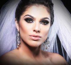 Bride ⒶⓁ #alcantaramakeup #vegas_nay #anastasiabeverlyhills #hudabeauty #makeupaddict #makeupartist #makeup #bride