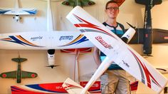 Ever wonder how to hang and RC Plane on the wall, or what the Best, Quick, Cheapest, and Easiest way is? Well this is your answer! Check out this video of Na...