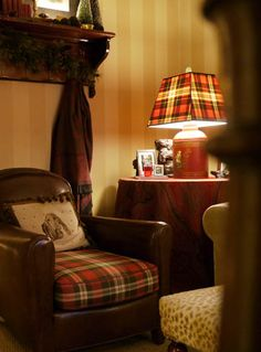I'm snuggles deep into that chair with a gripping novel and a single malt