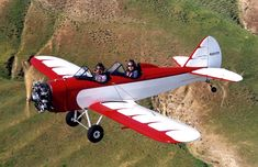 fly baby biplane | Notice that the windshield/cockpit geometry is very similar for both ...