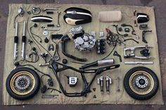 Wiring Diagram for Triumph, BSA with Boyer Ignition tut