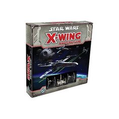 X-Wing is a tactical ship-to-ship combat game in which players take control of powerful Rebel X-wings and nimble Imperial TIE fighters,