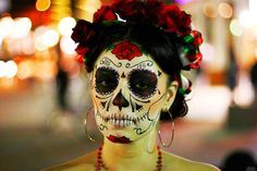 DIA De Los Muertos Women | Recent Photos The Commons Getty Collection Galleries World Map App ...