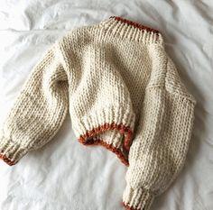 Pull Crochet, Knit Crochet, Crochet Clothes, Diy Clothes, Skandinavian Fashion, Super Chunky Wool, Crochet Fashion, Wool Sweaters, Knitting Sweaters