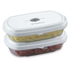 FoodSaver 2-Pack Deli Containers FSFRAN0224-015 0