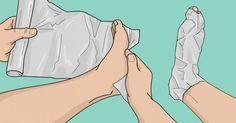 Сегодня ты узнаешь о том, как избавиться от ноющей боли в суставах при помощи обычной пищевой фольги! Всё благодаря ее отражающим свойствам с невероятным исцеляющим действием… Лечение суставов фольгой…