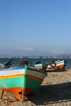 Hammamet/Boats, Tunisia