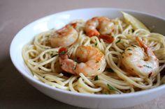 shrimp pasta 1