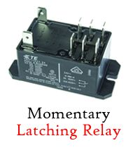 Visit this website to learn about latching relays – what is it and how do they work? Find pictures of each relay type including circuit diagrams and schematics.