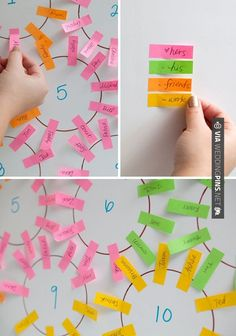 So awesome - Great way to organize a seating chart