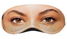 New Beyonce Knowles Celebrity Beautiful Eye Printed Sleeping Mask / Eye Mask ! Maldives Vacation, Maldives Resort, Vacation Style, Vacation Fashion, Beyonce Knowles, Sleep Mask, Beautiful Eyes, Celebrities, Prints