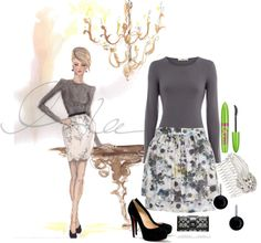 """""""underneath the stone"""" by vanessashark on Polyvore"""