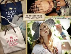American Eagle Outfitters LookBook summer 2011