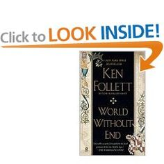 World Without End. Follows the tale of Kingsbridge after Pillars of the Earth.