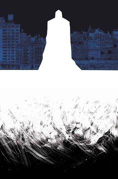 Moon Knight #12 by Declan Shalvey *