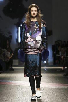 MSGM Ready To Wear Fall Winter 2014 Milan - NOWFASHION