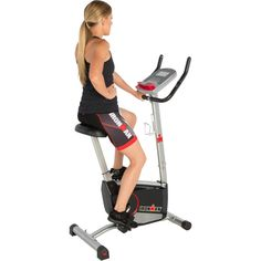 Fitness Reality 210 Upright Exercise Bike with 21 Computer Workout Programs Best Exercise Bike, Upright Exercise Bike, Upright Bike, Exercise Bike Reviews, Desk Workout, Gym Workouts, Recumbent Bike Workout, Thing 1, Indoor Cycling