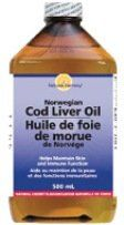 Cod Liver Oil Cherry Norwegian (Vitamin A 850 IU/g, Vitamin D 85 IU/g)-500 ml Brand: Natures Harmony - Canadian >>> You can find more details by visiting the image link.