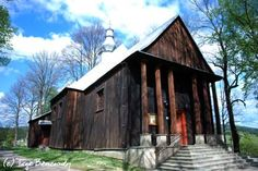 Cerkiew w Czarnej / Bieszczady