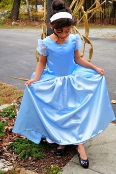 Our 3 Sons Plus 1...Super Cute Girly Girl: My Cinderella