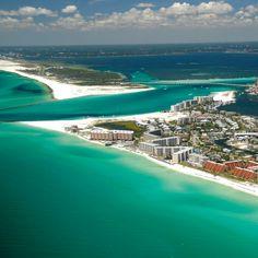 Count on Destin, Fort Walton Beach, and Okaloosa Island, Florida Fort Walton Beach Florida, Destin Florida Vacation, Visit Florida, Florida Travel, Florida Beaches, Okaloosa Island Florida, Rosemary Beach Florida, Beach Trip, Canoe Trip