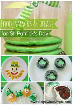St. Patrick's Day Inspiration / Inspiration Saint-Patrick