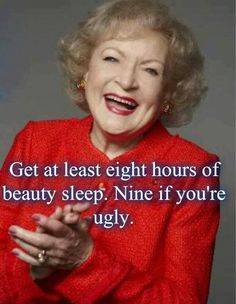 Famous Capricorns: The incomparable Betty White, January 17th