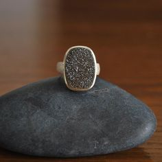 Stone Ring,Solitaire Ring, Statement Ring, Women Ring,Sterling Silver Ring With Stone Of Your Choice And Custom Engraving