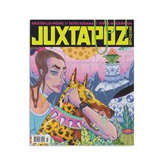 NEW ISSUE JUXTAPOZ #194 MARCH 2017 PRINT ARRIVED 13.2.17