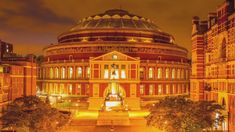A new study by Royal Albert Hall (RAH) shows that listening to live music has a significant positive impact on wellbeing when compared to recorded performances. Royal Albert Hall, Kensington And Chelsea, Kensington London, Fall Vacations, British Traditions, Things To Do In London, Borneo, Wimbledon, Best Cities