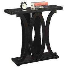 $83.99 @ Walmart in Expresso: Convenience Concepts Newport Hailey Console Table