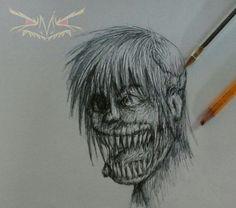 zombie mutante\#37 by DAVIDtheMASTER from deviant art