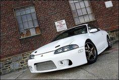 Mitsubishi eclipse, Jdm and Slammed on Pinterest