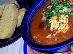 Make and share this Taco Soup recipe from Food.com.
