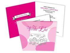 Hochzeitskarten - Weil i di mog - Karten - Hochzeitskarten ...