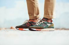 One of few New Balance sneakers I like. J.Crew collaboration.
