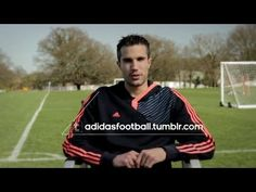 Introducing the adidas Football Tumblr - first big adv campaign on tumblr
