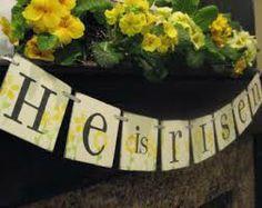 christian easter decorating ideas - Christian Easter Decorating Ideas