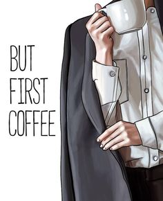 ☆. BUT FIRST COFFEE. ☆.