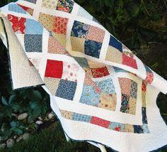 Prairie Paisley Quilt