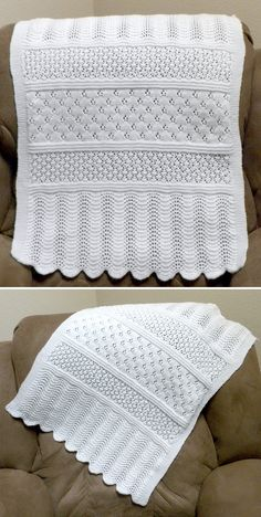 - Hobby Lobby Farmhouse Thrift Stores - Hobby Ideas For Women - Hobby Ideas For Guys Free Baby Blanket Patterns, Afghan Crochet Patterns, Baby Knitting Patterns, Knitting Stitches, Free Knitting, Knitting Ideas, Crochet Afgans, Crochet Baby, Knit Crochet