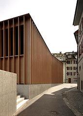 Markthalle Aarau, 2002 (Architekten: Miller + Maranta)