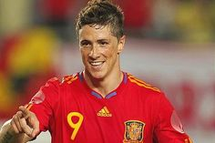 Fernando Torres, Forward, Spain 18 Sexiest Soccer Players To Look Out For This World Cup Handsome Football Players, Soccer Players, David Beckham, Soccer Boys, Football Boys, Raining Men, Athletic Men, Gorgeous Men, Beautiful People