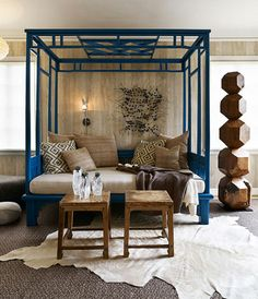 chinoiserie daybed